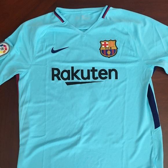 sports shoes 40d65 00bfb Ivan Rakitic FC Barcelona Jersey 17/18